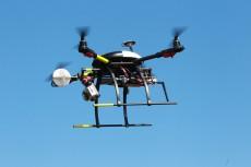 Quadcopter Surveillance