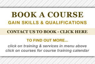 Book a course - click here