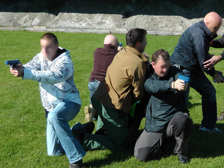 Hostile Environment Training